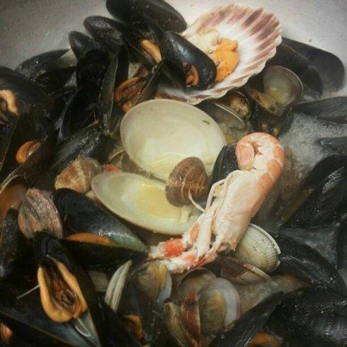 Ristorante Iseo - Pesce fresco
