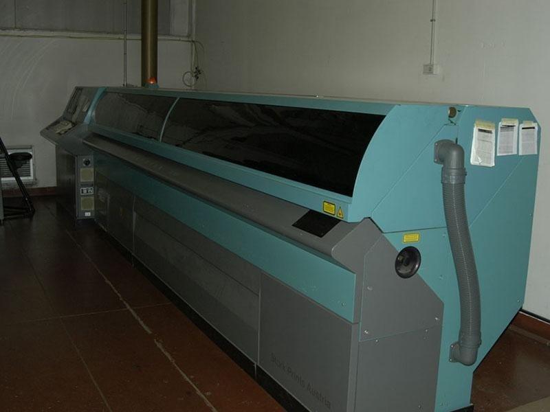 Incisione cilindri con laser