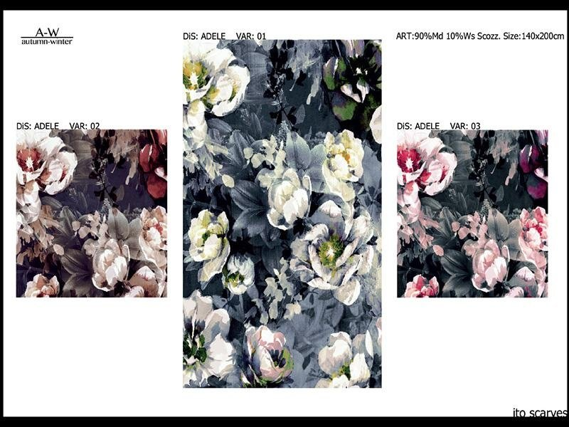ITO Scarves Autumn/Winter Collection 2016/2017