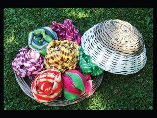 Collezione 2015/2016 primavera/estate ITO Scarves