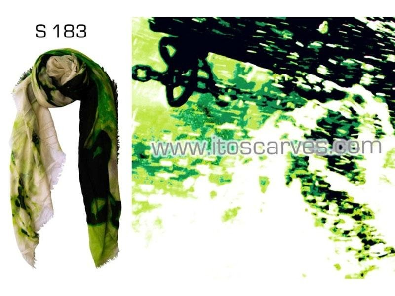 ITO Scarves Spring/Summer Collection 2014