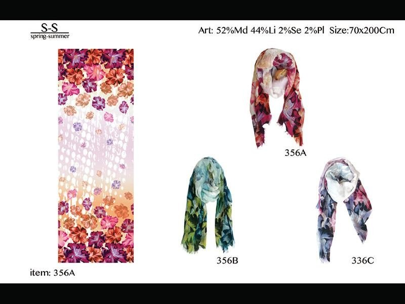 ITO Scarves Spring/Summer Collection 2015/2016