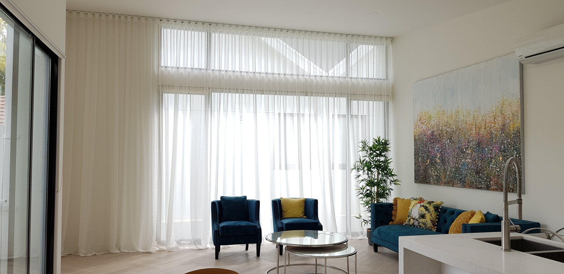 Sheer Curtains And Block Out Roller Blinds A Guide