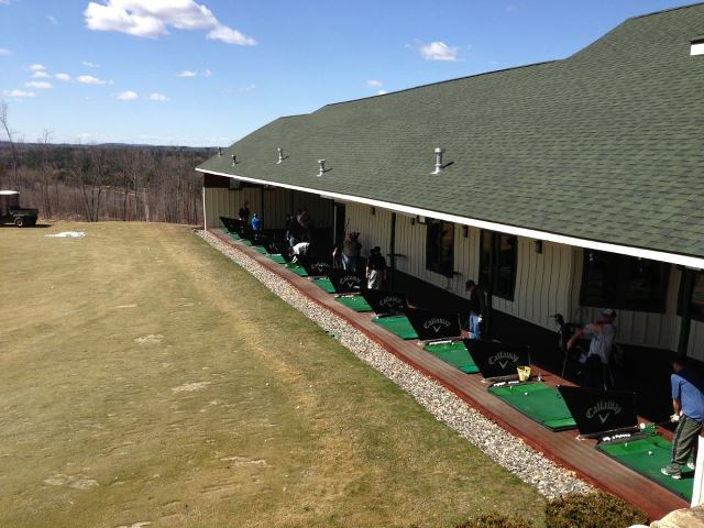 Commercial Development Atkinson NH Atkinson Resort and Country Club Driving Range