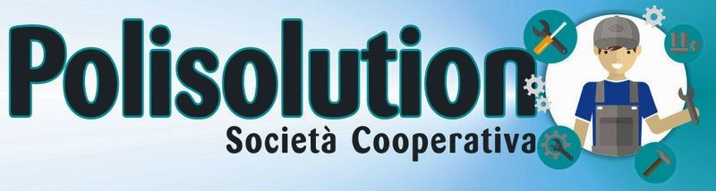 POLISOLUTION soc. coop. IMPRESA DI PULIZIE - LOGO
