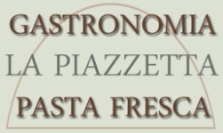 Pasta Fresca Gastronomia La Piazzetta - logo