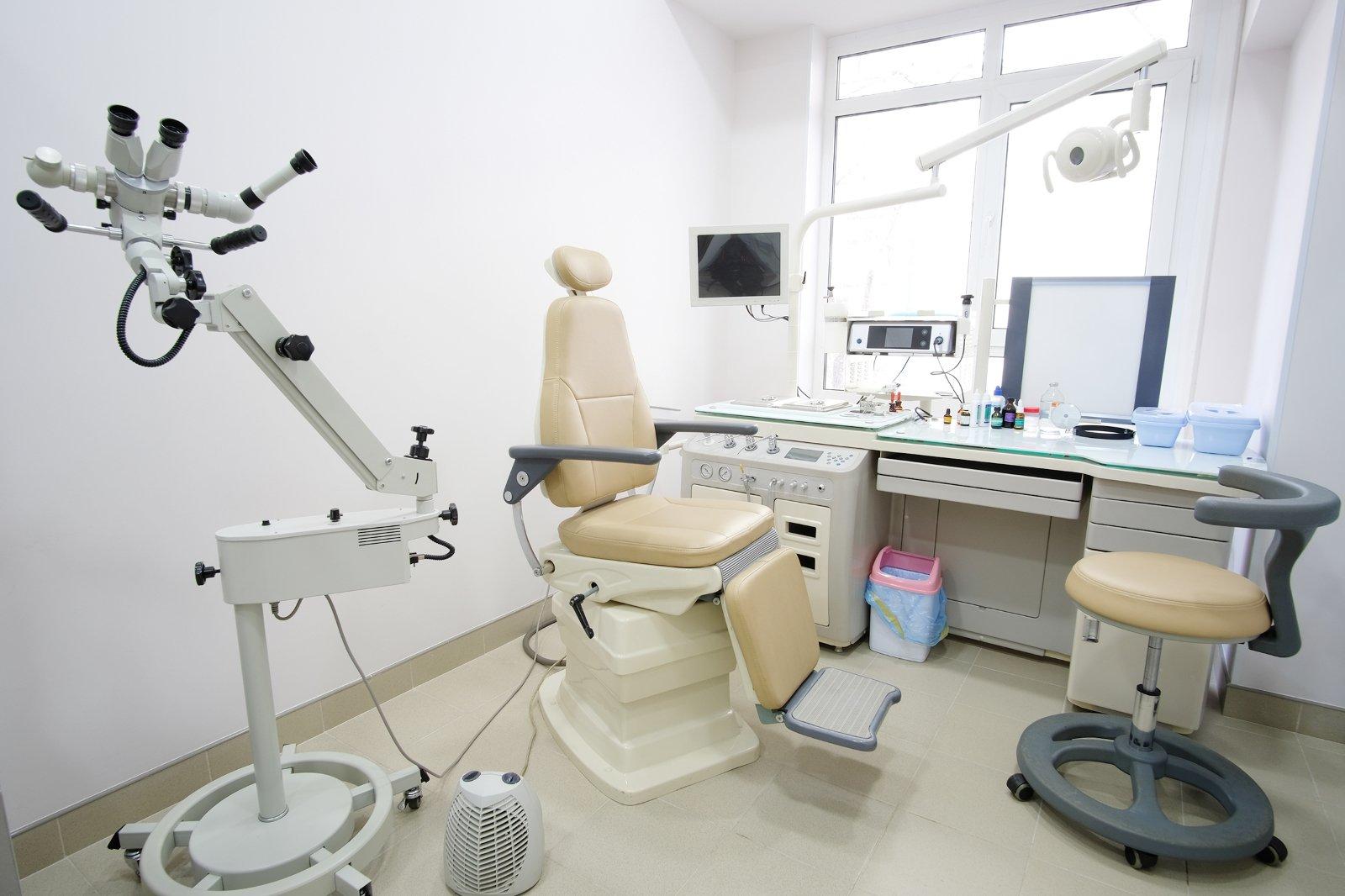 Sedia del dentista
