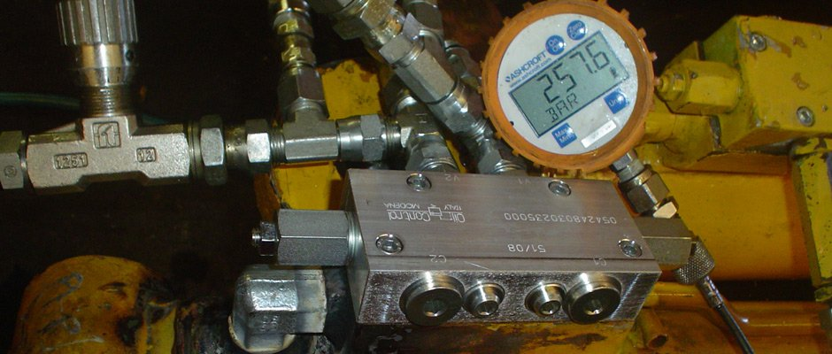 applied hydraulic solutions hydraulic pressure gauge