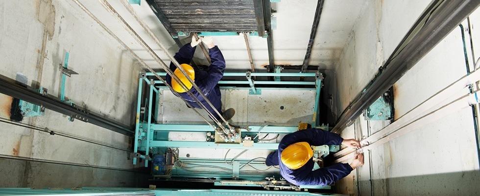 riparazione installazione ascensore