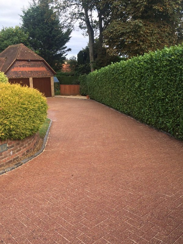 clean pathway