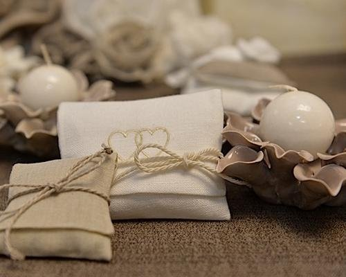 Sacchetti in tessuto naturale
