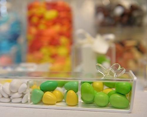 Confetti di colori assortiti