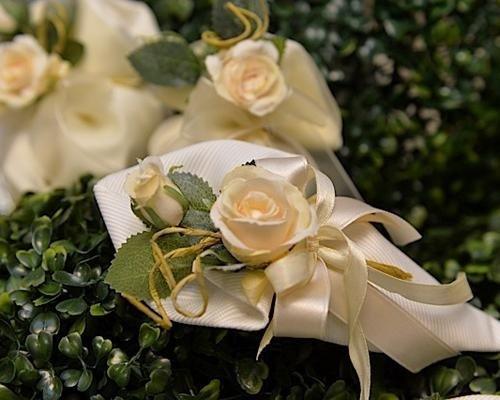 Sacchetti con fiorellino