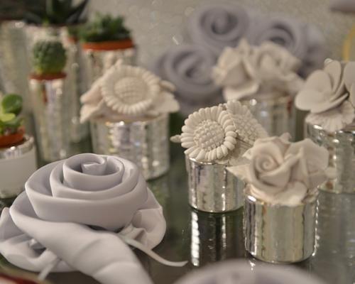 Vasetti in argento