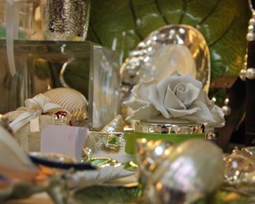 Decorazioni in argento