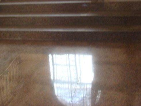 trattamento pavimento in granito