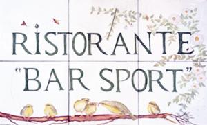 Ristorante Bar Sport