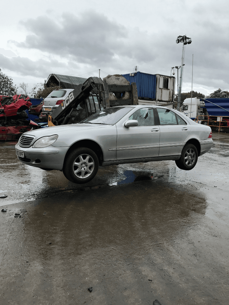 Car recycling by Absolutely All Cars & Commercial Vehicles