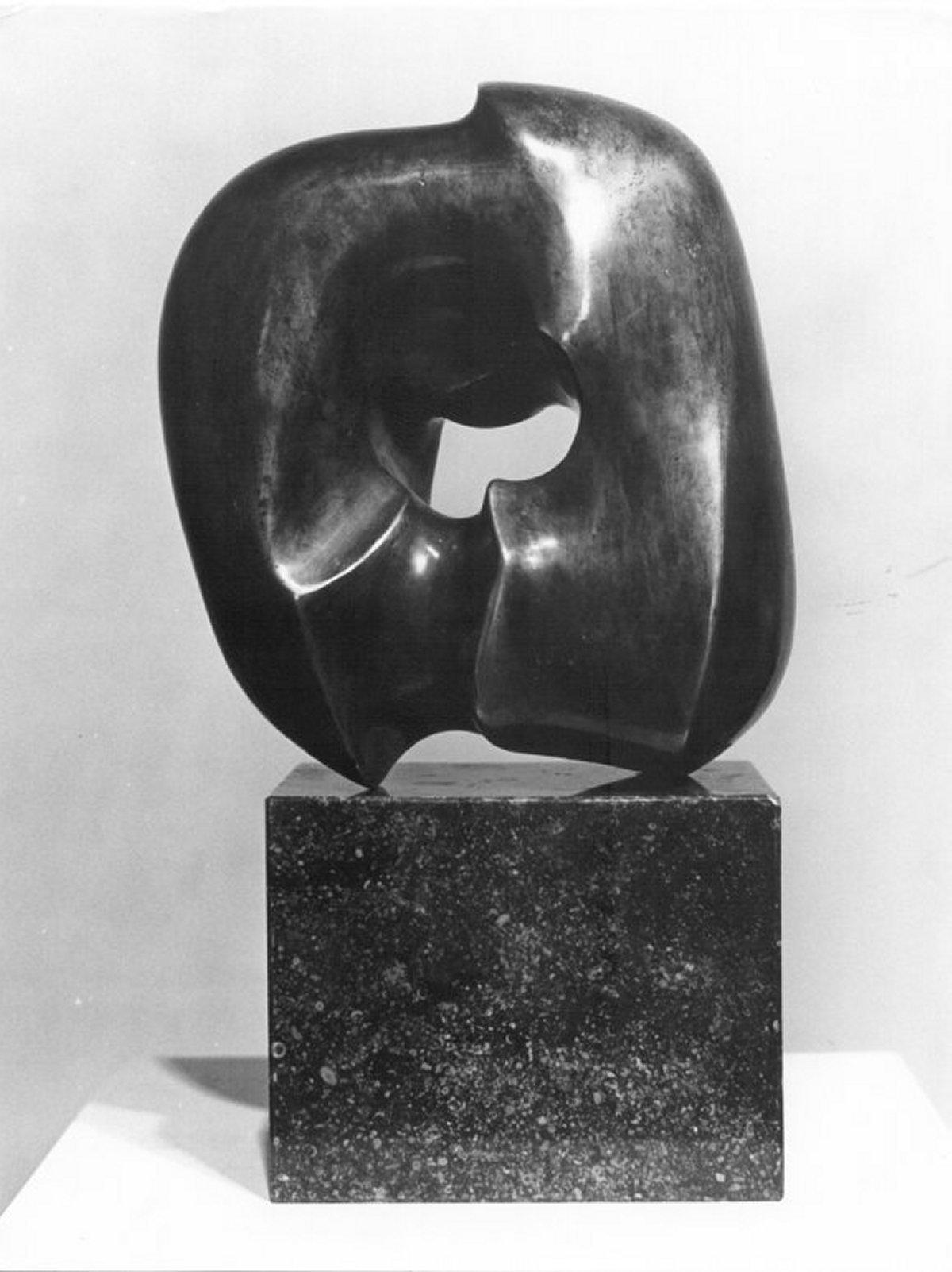 Orgaan (1972, brons)