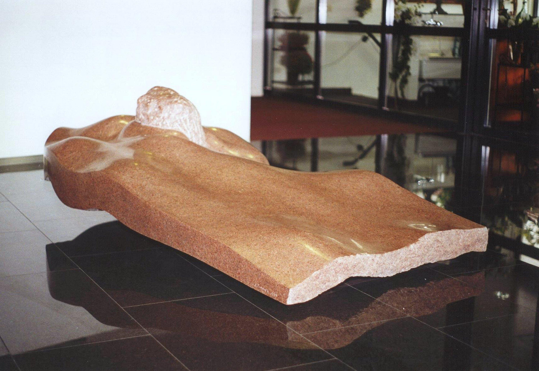 Stroomversnelling (1997, graniet).