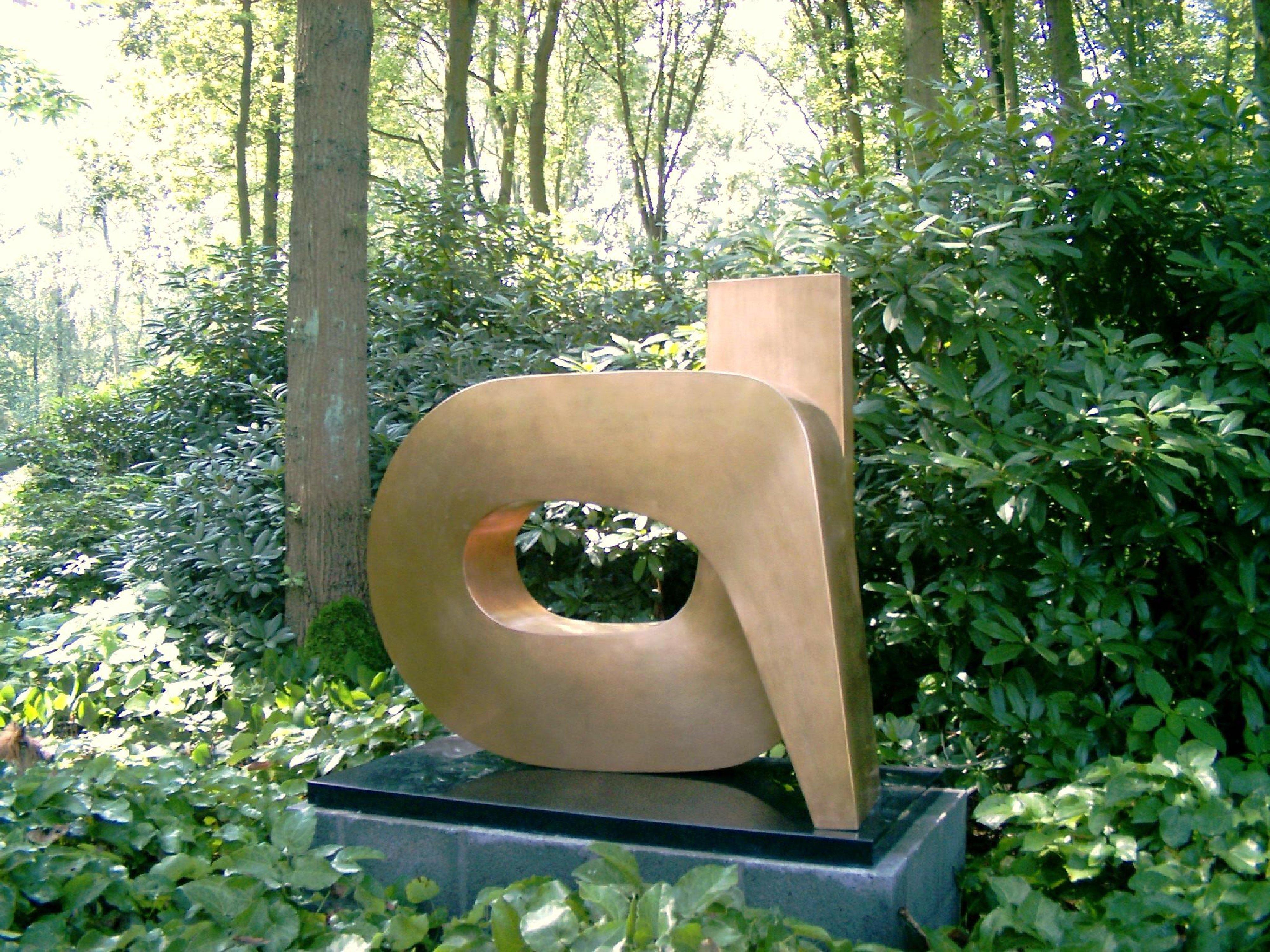Beweging (2004, brons)
