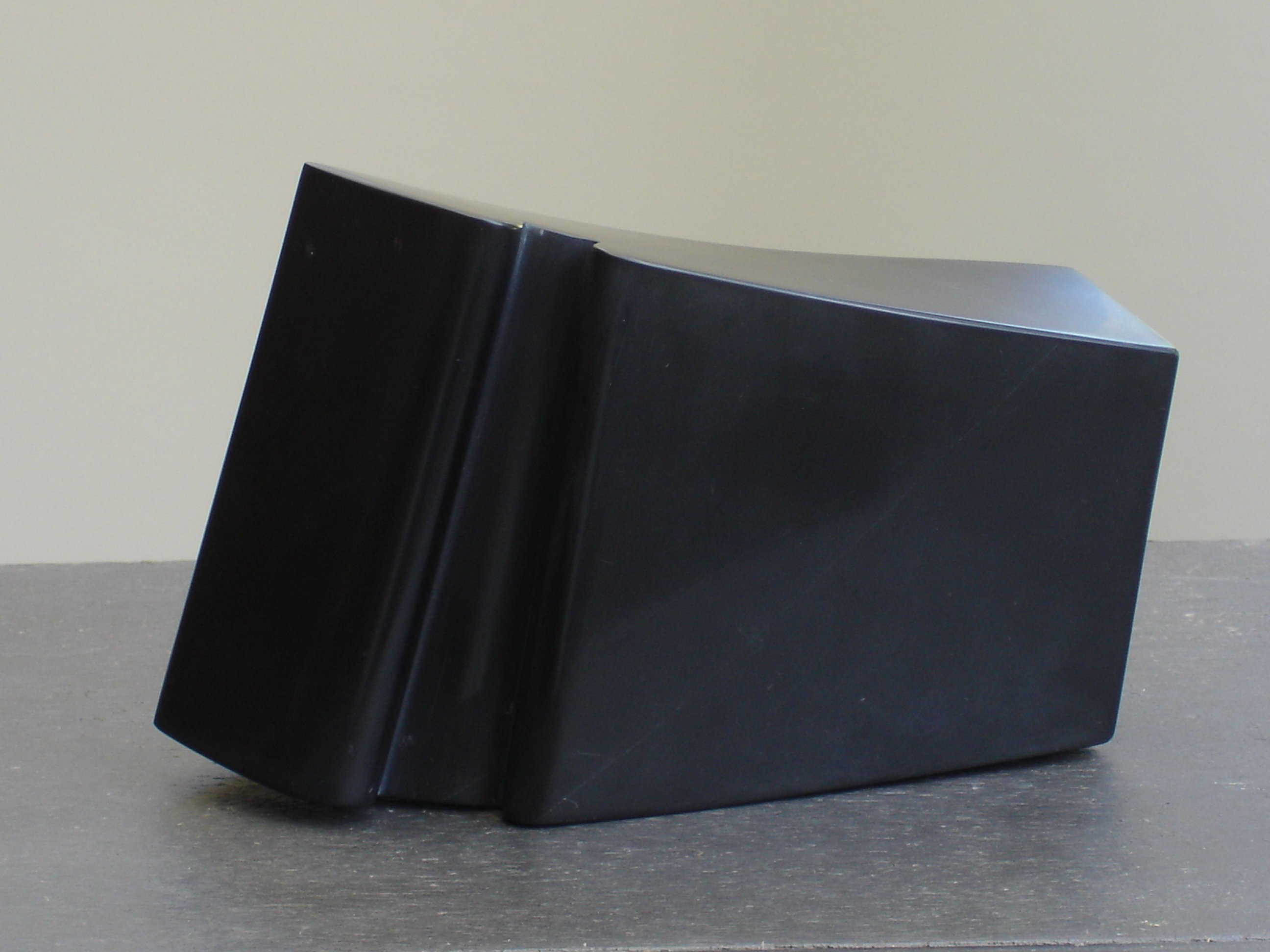 Sculptuur (2005, marmer)
