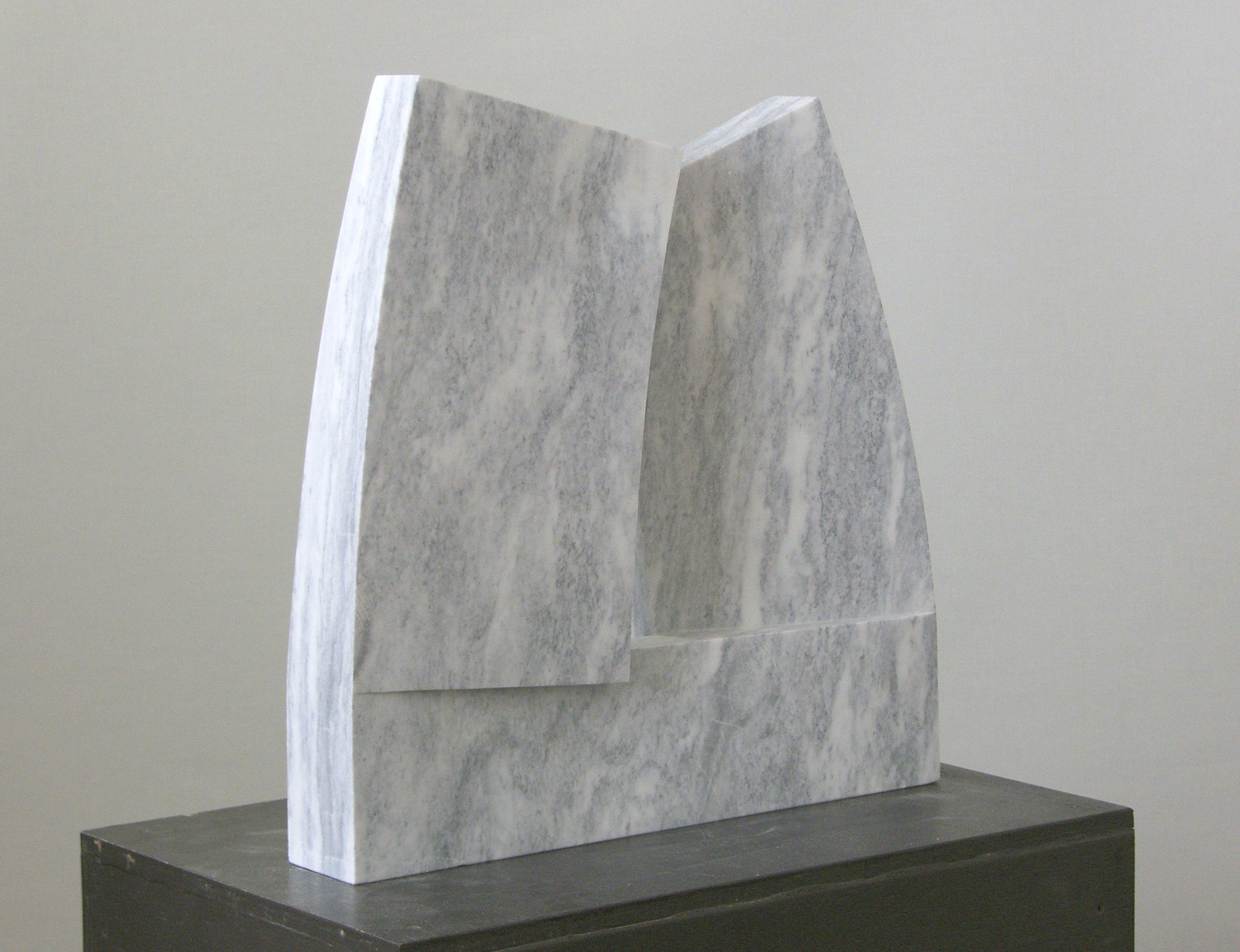 Segmenten (2005, marmer)