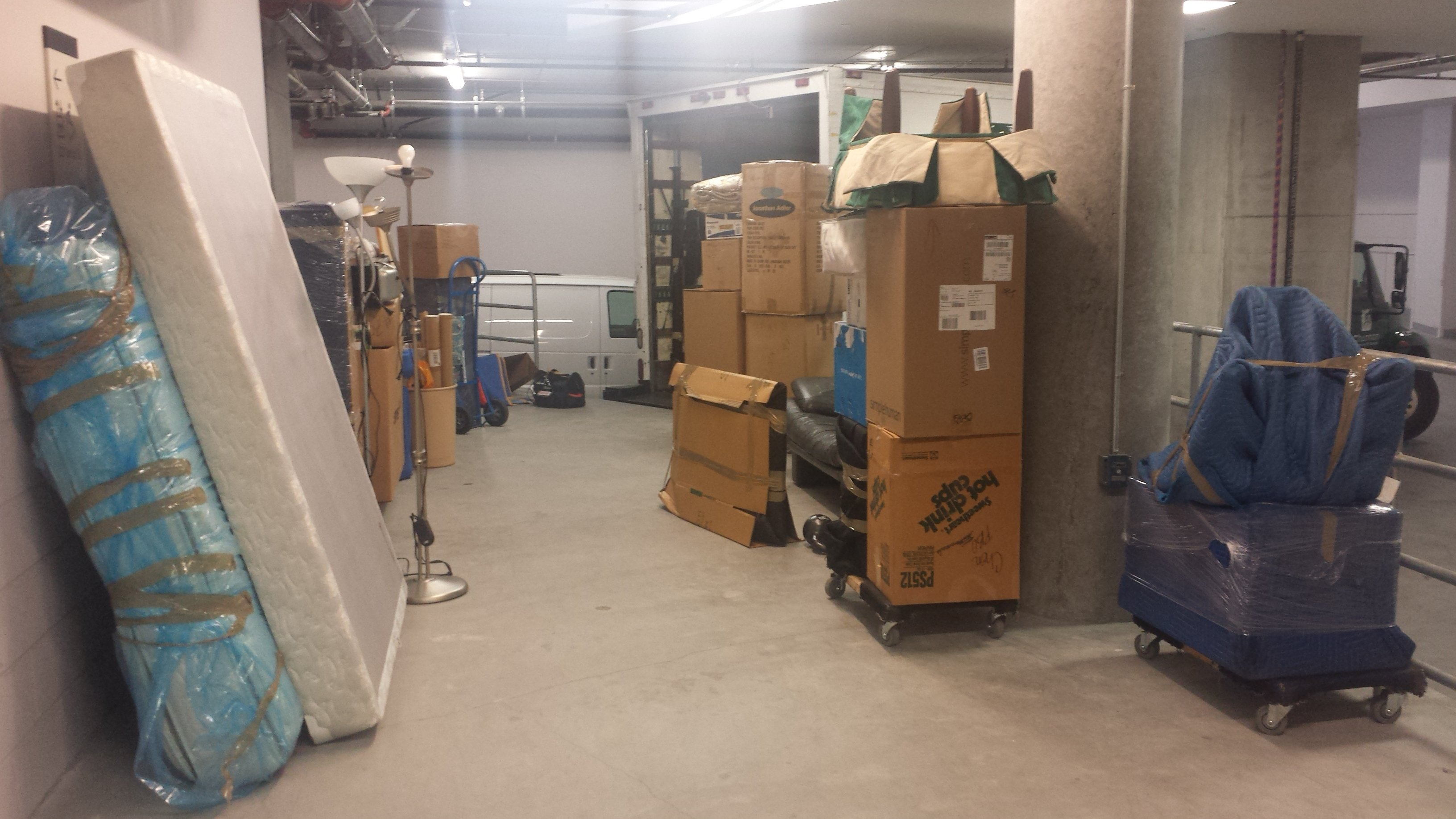 Intrastate Moving Service Bay Area, CA