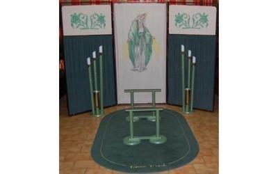 arredo funebre Maria