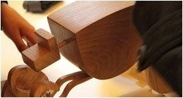modellini in legno