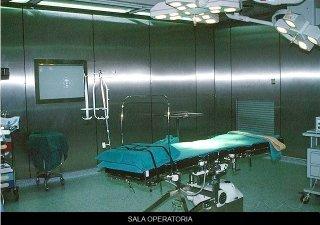 intervento chirurgico non invasivo