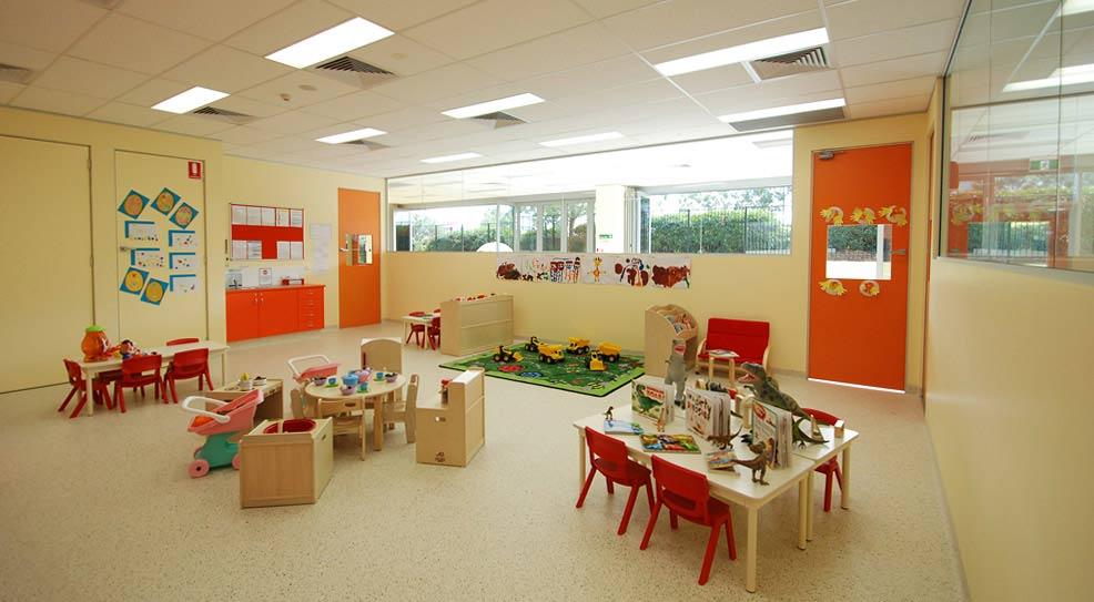 atlas childcare classroom