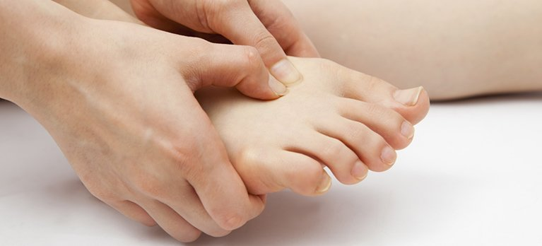 Chronic Foot Pain