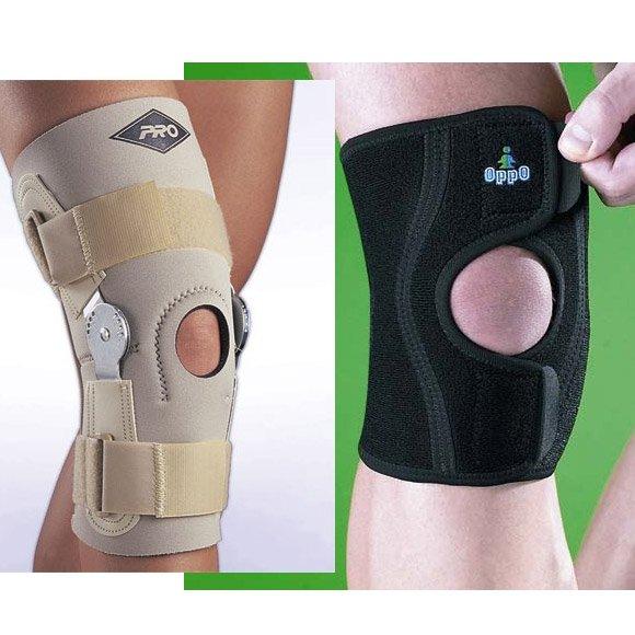 compression knee brace