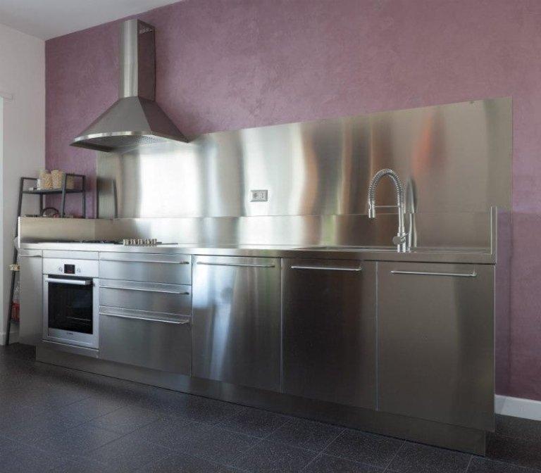cucine in acciaio inox - Grosseto - Nova Inox - Cosa facciamo