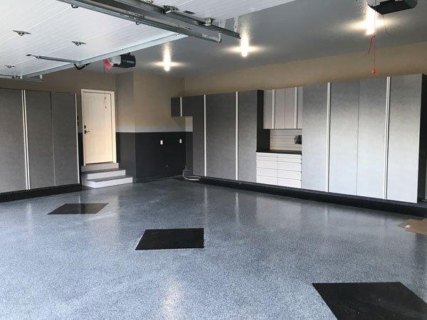 Berman Garage Remodel