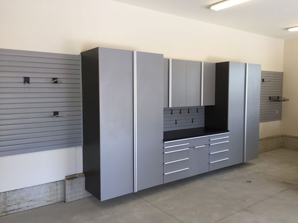 Custom Garage Storage System
