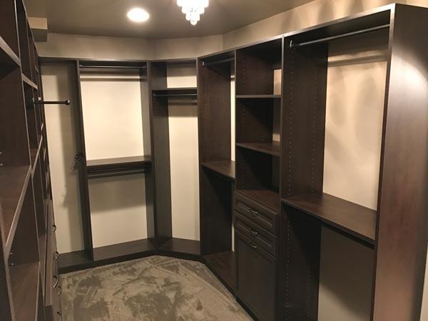 New Bathroom Closet Remodel