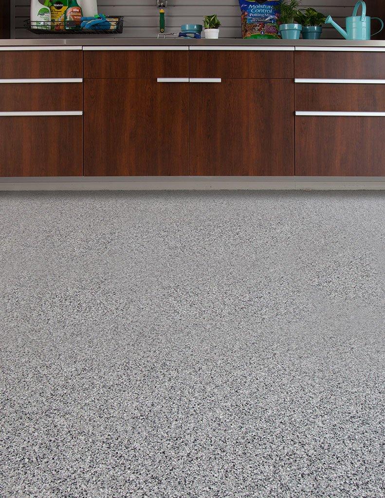 Custom Garage Epoxy Floor Designs: Epoxy Flooring For Garages