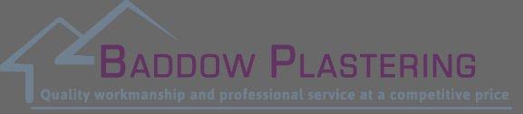 Baddow Plastering company logo