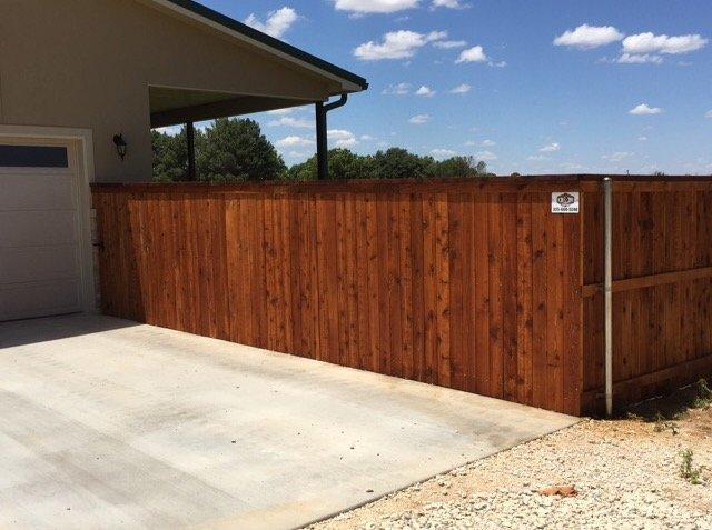 Fence Company Abilene, TX
