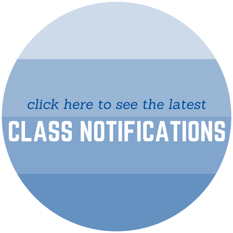 Class Notifications