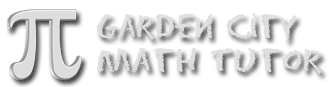 Garden City Math Tutor Logo