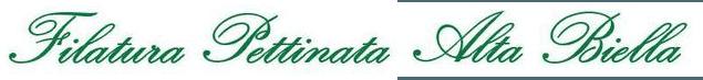 FILATURA PETTINATA ALTA BIELLA - Logo