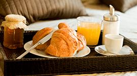 servizio colazione