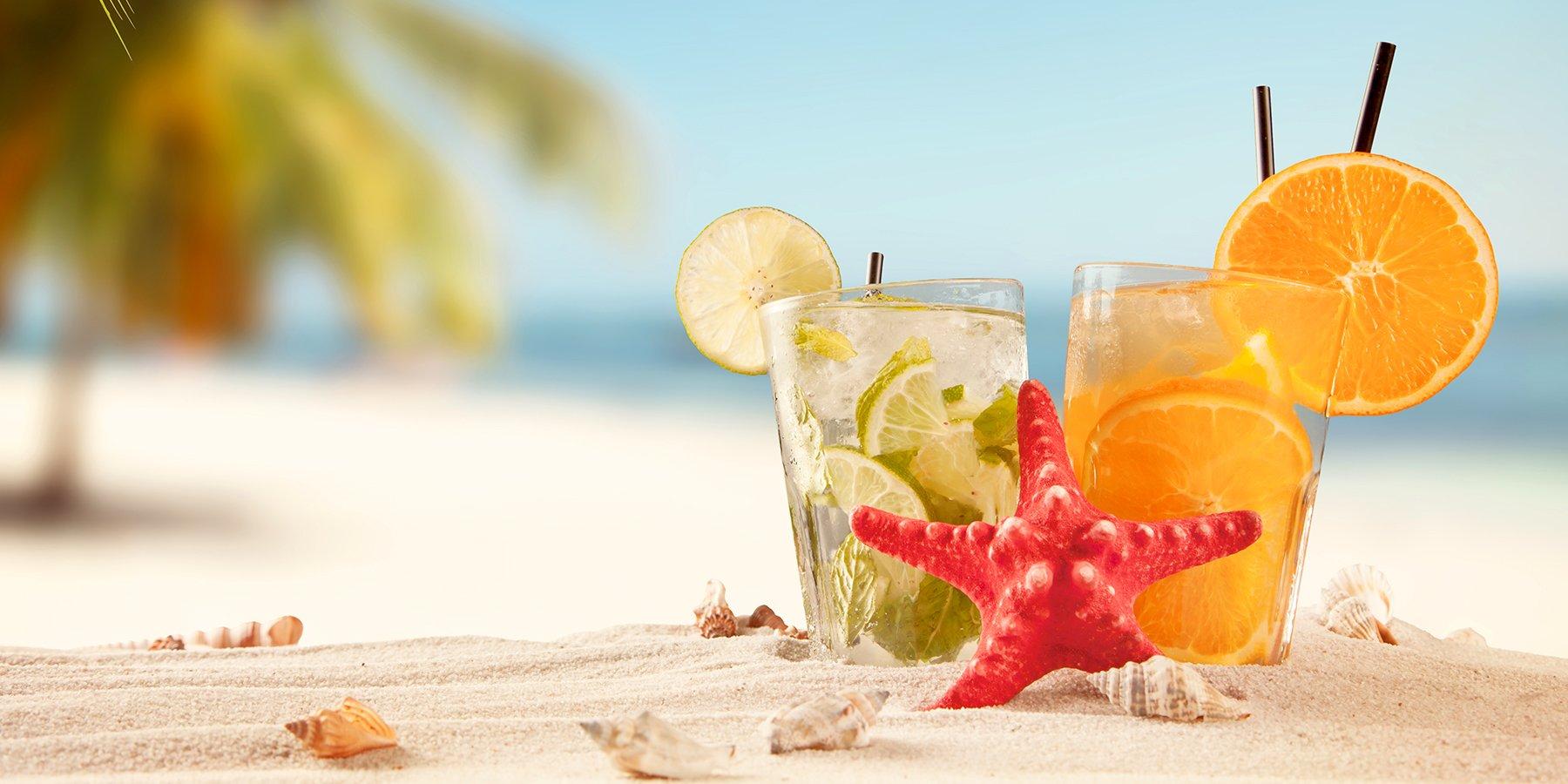 Deliziosi cocktail estivi