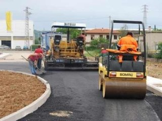 lavori stradali e opere di urbanizzazione