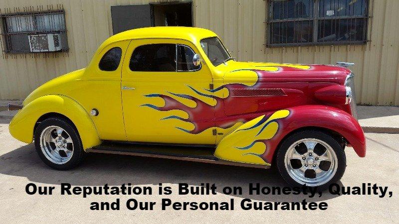 best auto repair shop San Angelo, TX