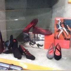calzature pas de rouge roma