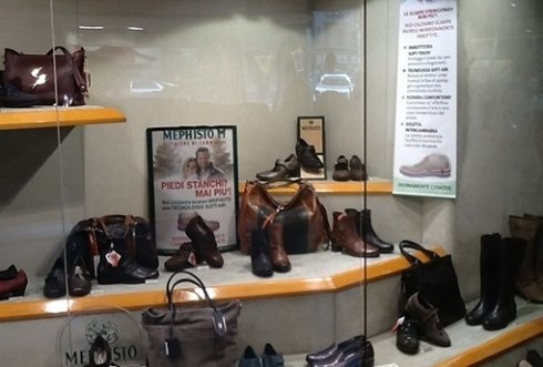 calzature predisposte per plantari